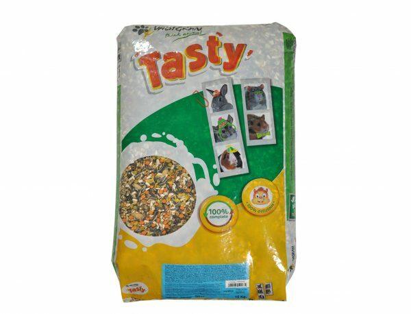 Tasty Hamster 15 Kg