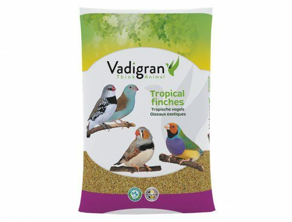 Tropische Vogels Basic 20 kg
