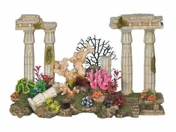 Aqua Deco Ruïnes Romeinse zuilen 420x140x270mm