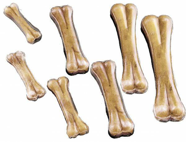 Kauwbeen geperst 100gr/16,5cm