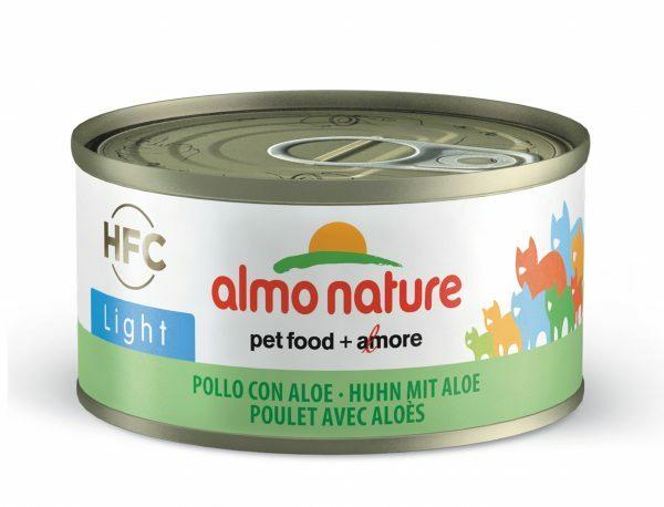 HFC Cats 70g Natural - kip met aloë