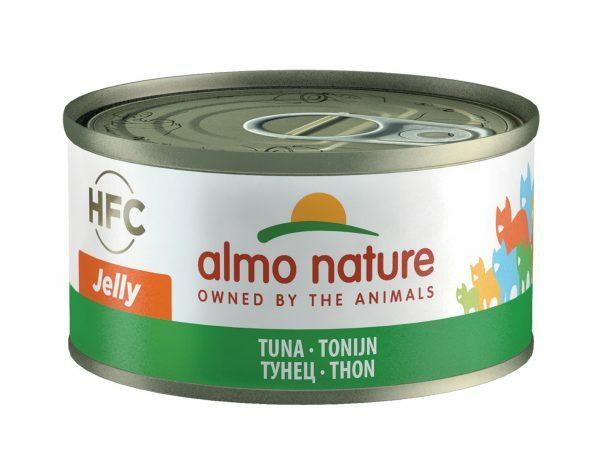 HFC Cats 70g Jelly - tonijn
