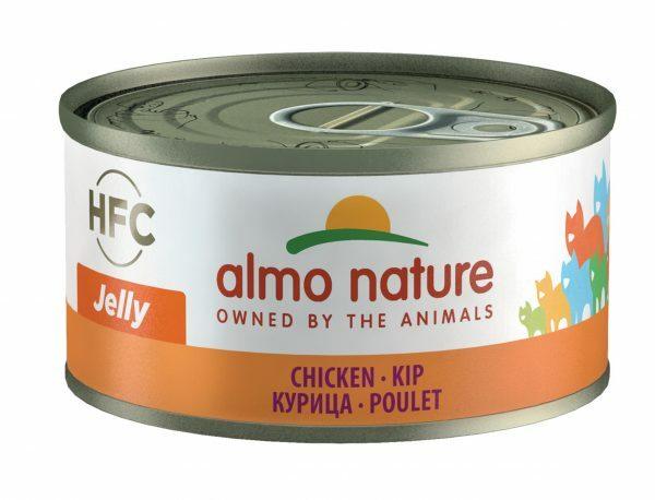 HFC Cats 70g Jelly - kip