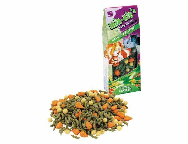 ESVE Mix-xies natuur-mengeling voor knaagdieren