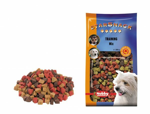 Snack hond training mix 200gr