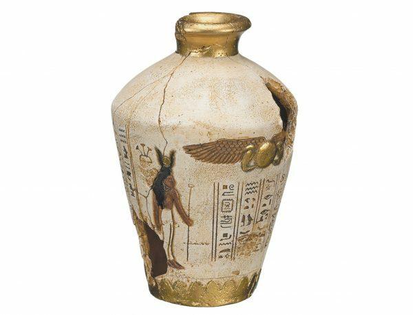 Aqua Deco Egyptische jar 120x120x175mm