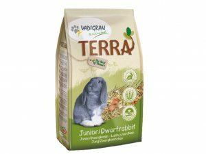 TERRA Junior & Dwergkonijn 2,25 Kg
