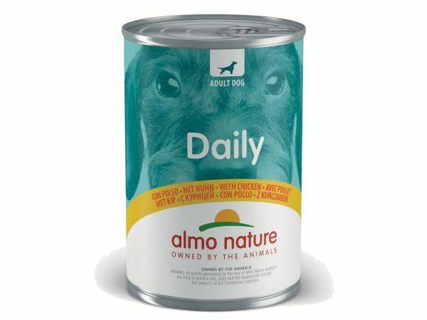 Daily Dogs 400g met kip