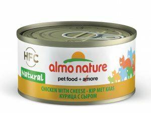 HFC Cats 70g Natural - kip met kaas
