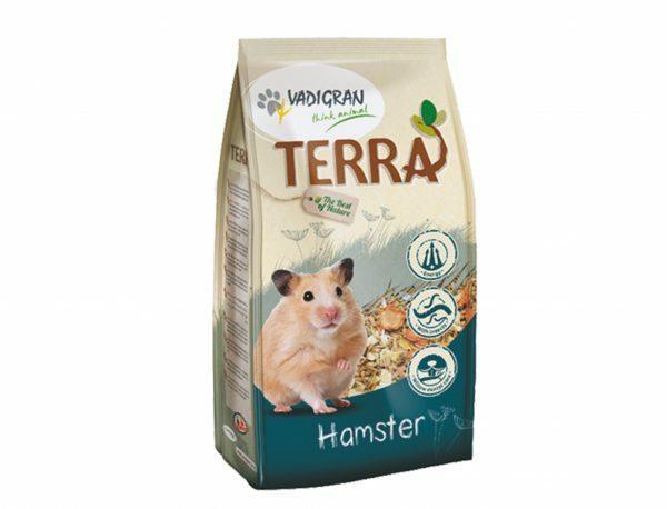 TERRA Hamster 700 Gr