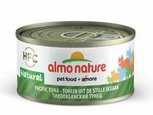 HFC Cats 70g Natural - pacifische tonijn