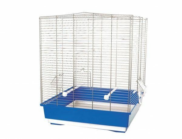 Kooi kleine vogel Lisa 50 blauw 51x36x62cm
