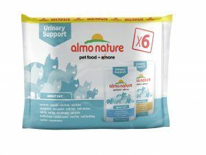 Cats MultiPack Urinary - Vis & kip (6x70g)