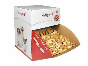 Snack hond Biscuits Animal Mix 10kg