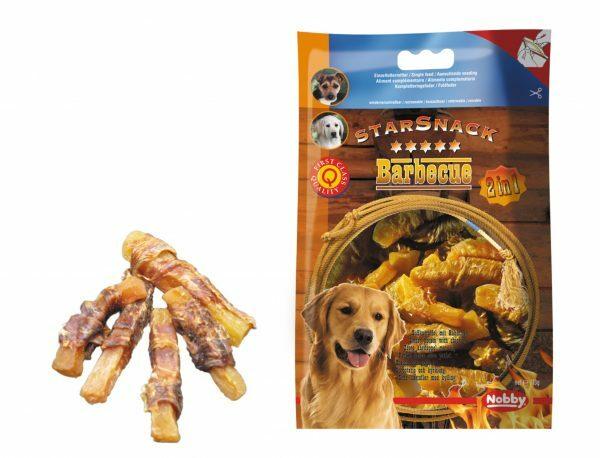 Snack hond kip sweet potato 140gr
