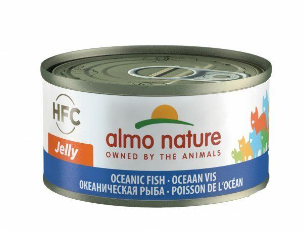HFC Cats 70g Jelly - oceaanvis