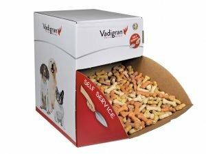 Snack hond Biscuits Bones Mix 10kg