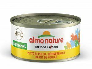 HFC Cats 70g Natural - kippenvlees FR