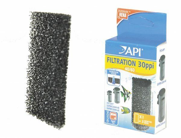 Filter spons API 40/60 30ppi