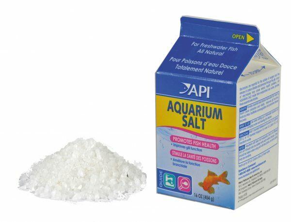 Aquarium Salt API  454g