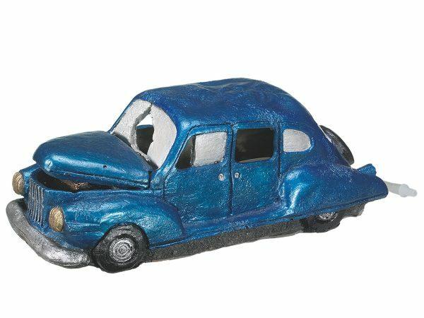 Aqua Deco WAGEN blauw 237x113x90mm