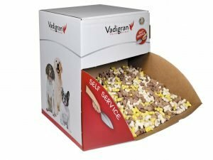 Snack hond Biscuits Puppy Mix 10kg