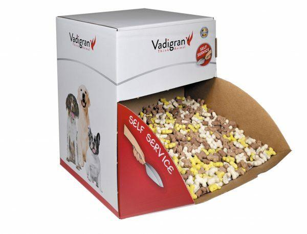 Snack hond Biscuits Puppy Mix 10kg