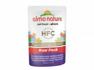 HFC Cats 55g HFC Natural - kippenborst eendenfilet
