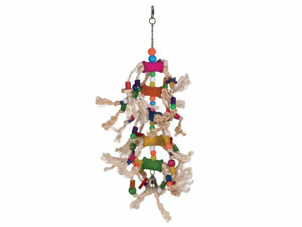 Speelgoed vogel Barrels Of Fun 47cm