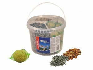 Enjoy Nature Emmer 3mix 2,6kg mezbl/pinda/zonnep.