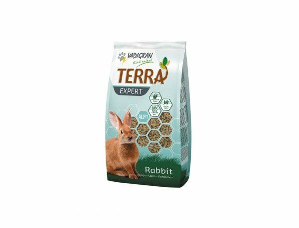 TERRA EXPERT Timotee konijn 900gr