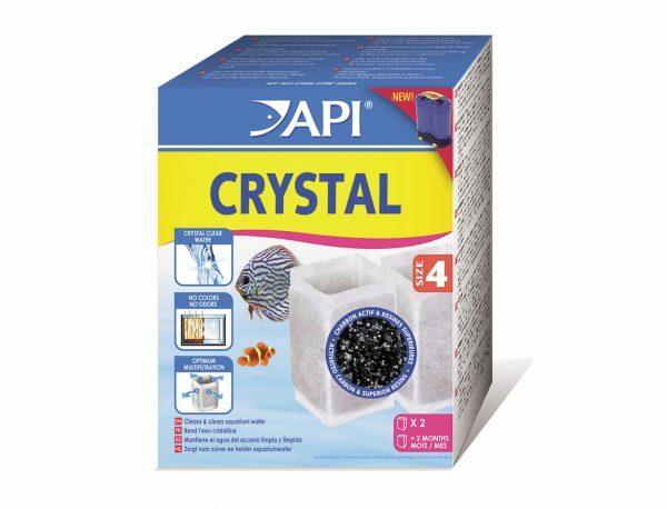 Dosis Crystal API maat 4 Superclean 120/150 (x2)