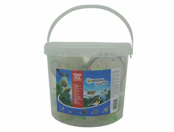 Enjoy Nature Emmer 4mix 2,7kg/pind/mezbl/don/coco