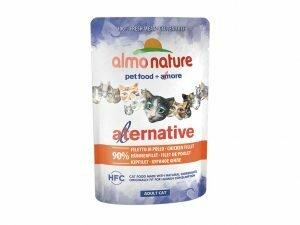 HFC Cats 55g Natural Plus -  kipfilet
