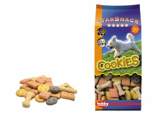 Snack hond Cookies English mix 10kg