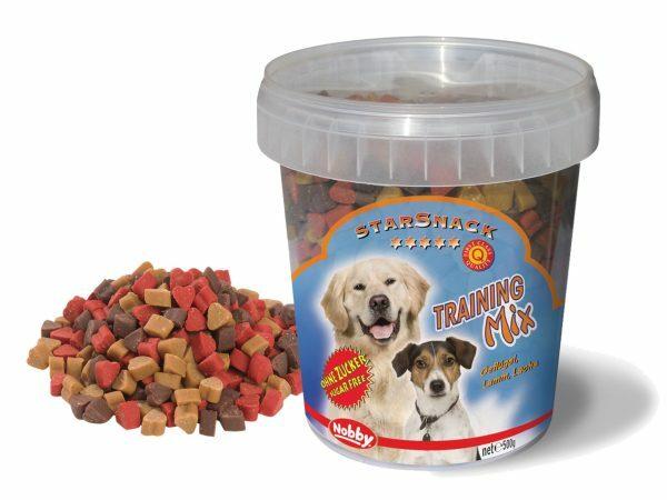 Snack hond emmer training mix 500gr