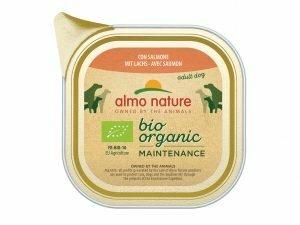 BIO Organic Dogs 100g met Zalm
