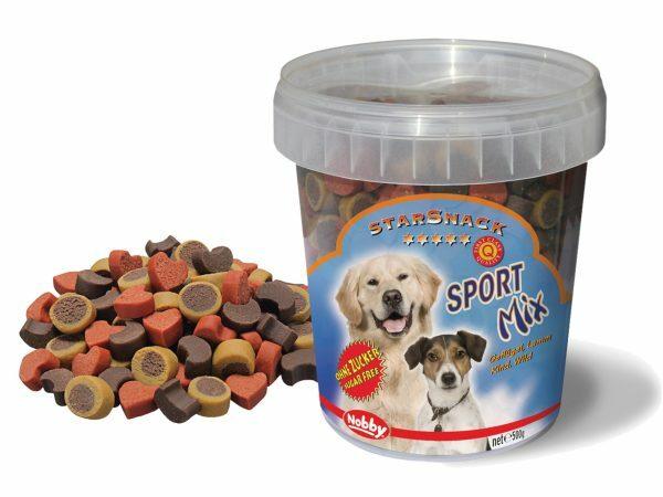 Snack hond emmer sport mix 500gr