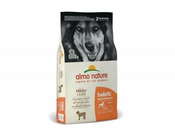 HOL Dogs 12Kg L met lam en rijst