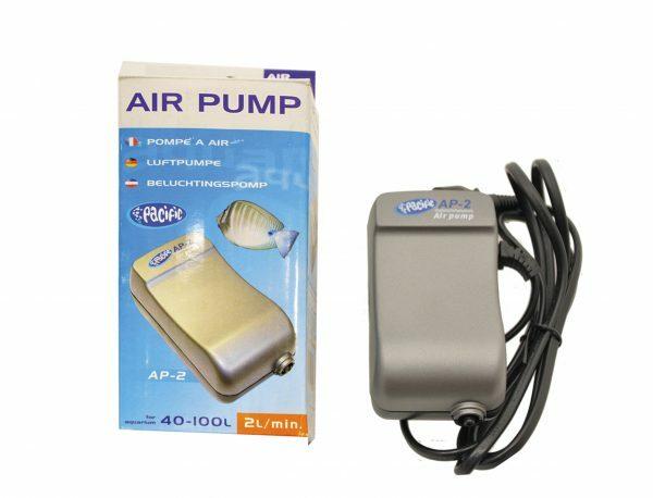 Luchtpomp AP-2 2L/min (aqua 40->100L)