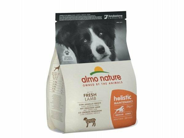 HOL Dogs 2Kg M-L lam en rijst