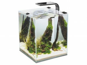 Aquarium Shrimp Set Smart 2 zwart 25x25x30cm