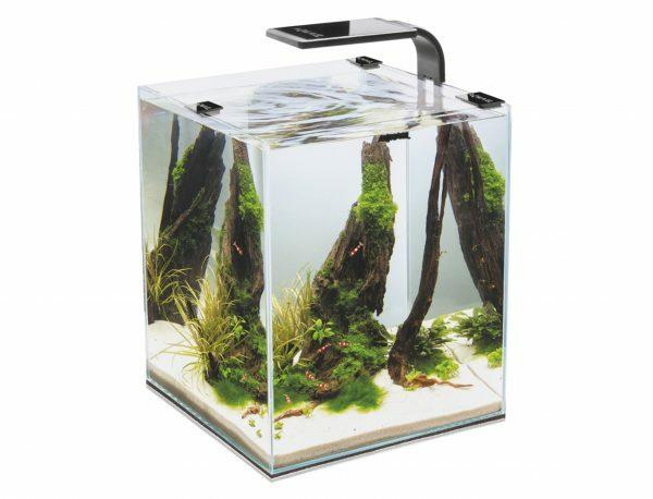 Aquarium Shrimp Set Smart 2 zwart 25x25x30cm