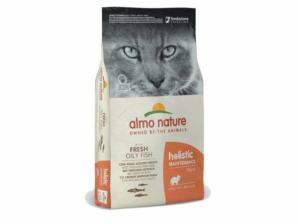 Holistic Cats 12Kg verse vette vis en rijst