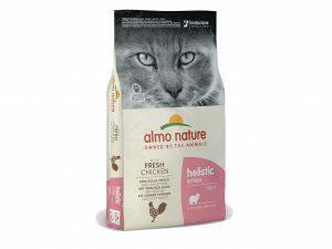 Holistic Cats 12Kg Kitten - kip en rijst
