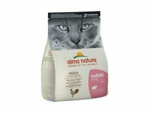 Holistic Cats 2Kg Kitten - kip en rijst
