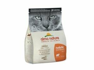 Holistic Cats 2Kg verse vette vis en rijst