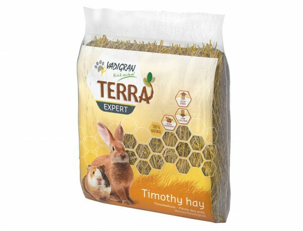 TERRA EXPERT Timoteehooi+veenbes 500gr