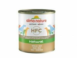 HFC Dogs 290g Natural - kalfsvlees
