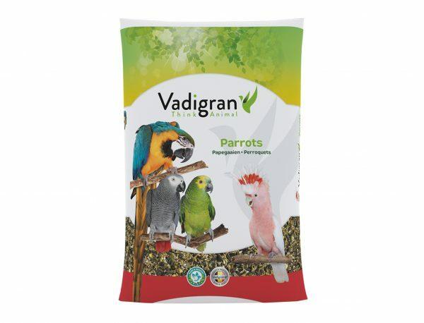 Papegaaien Condition 15 kg